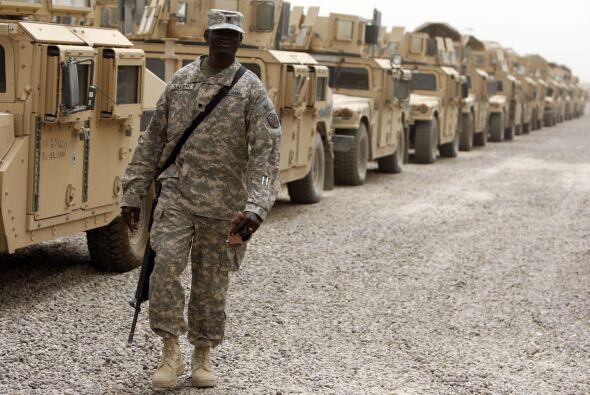 Cinco mil 376 soldados perdieron la vida en este último conflicto. (Con...
