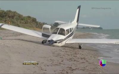 Terrible accidente de una avioneta dejó sin vida a un padre y su hija