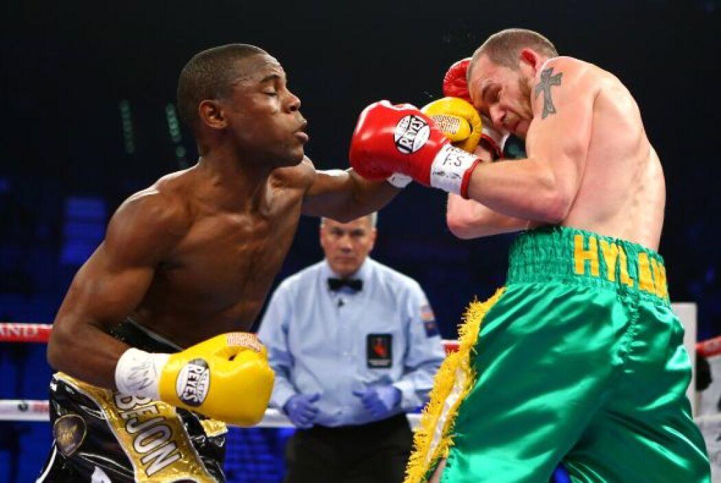 Fortuna golpeó a placer cuando presionó e hizo una pelea inteligente.