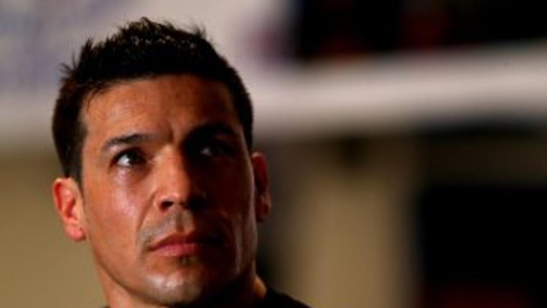 Sergio 'Maravilla' Martínez quiere una pelea más.