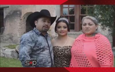 Cosita, un padre de familia se vio obligado a cancelar los 15 de su hija...
