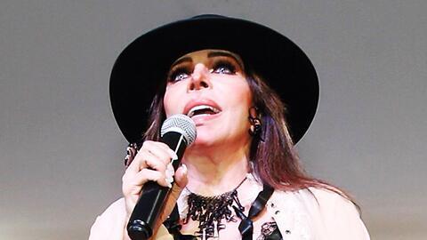 Verónica Castro recordó aquel largo show que algún día hizo con Juan Gab...