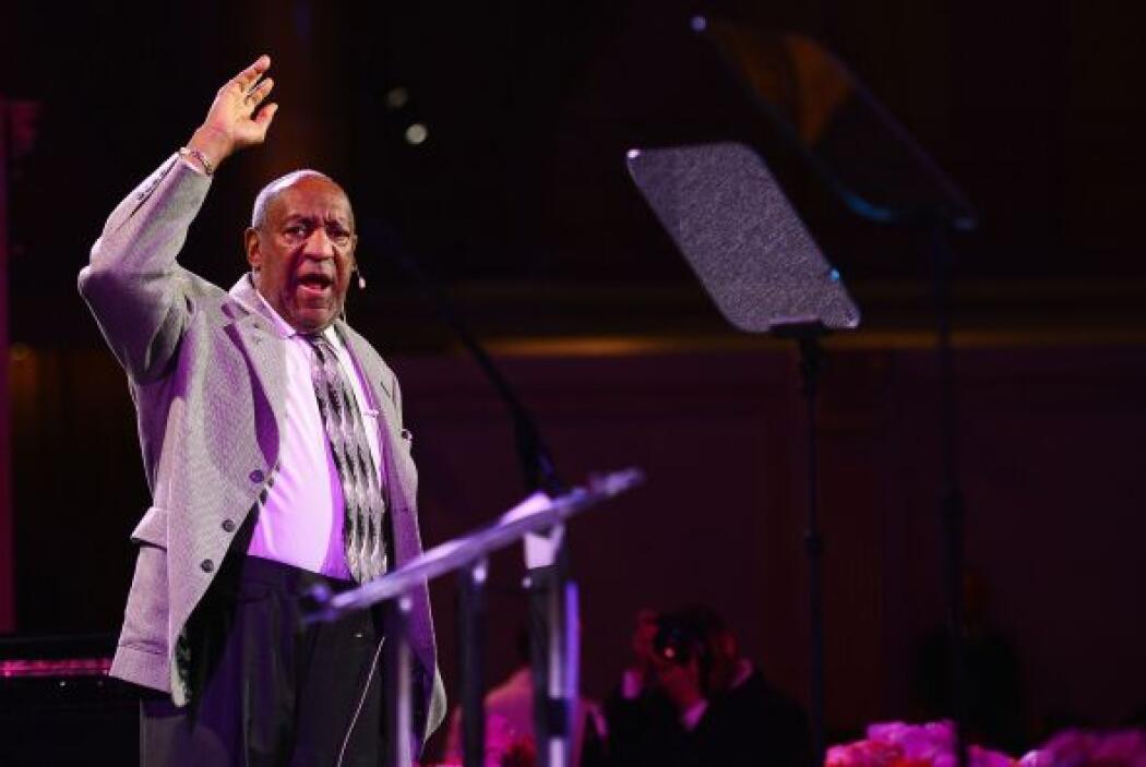 Bill Cosby, actor   Este icono de la comedia estadounidense que protagon...