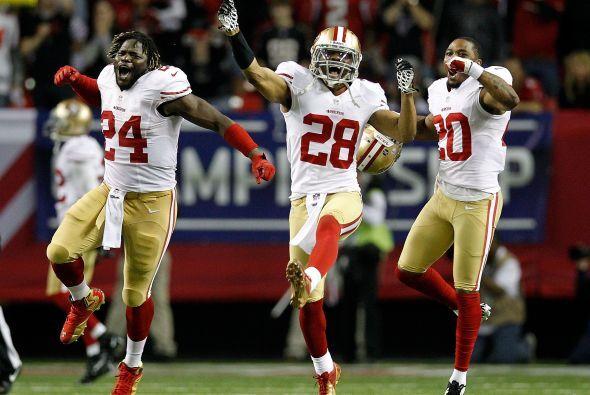 Los San Francisco 49ers llegan por sexta ocasión al Super Bowl al conseg...