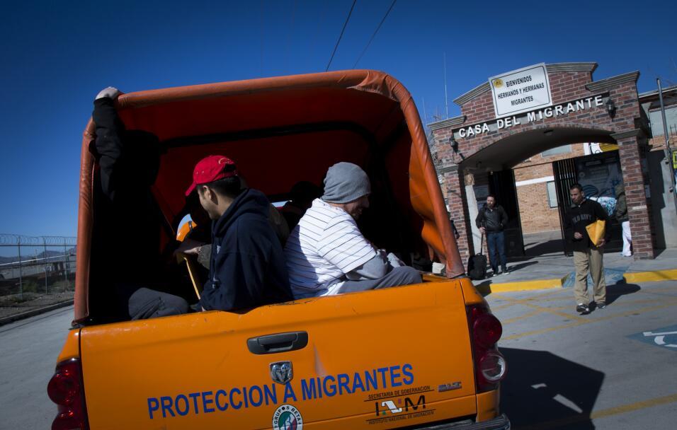 Casa del Migrante, Ciudad Juárez