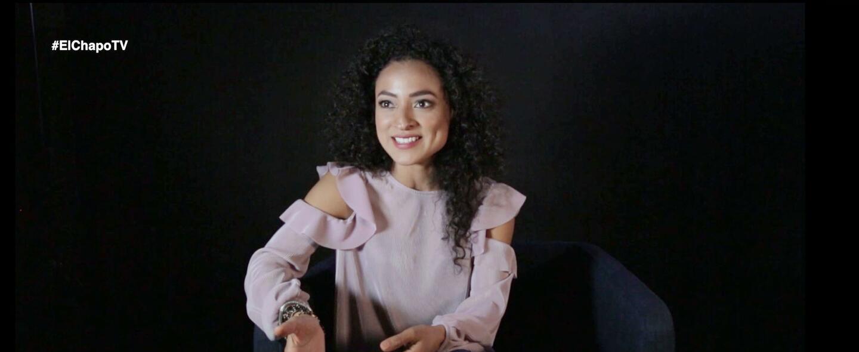 Teté Espinoza cumplió uno de sus sueños en la serie 'El Chapo'