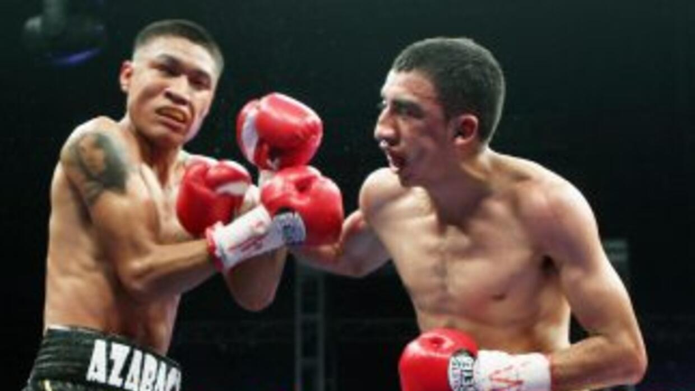 'Gall' Orucuta es una promesa que se convierte en realidad para el boxeo...