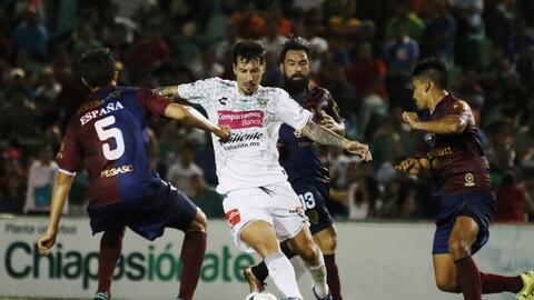 Chiapas se instaló en los Cuartos de Final de la Copa MX.