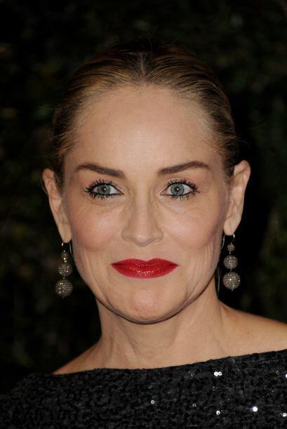 Sharon Stone: Esta actriz tuvo su primer aparición en la pantalla...