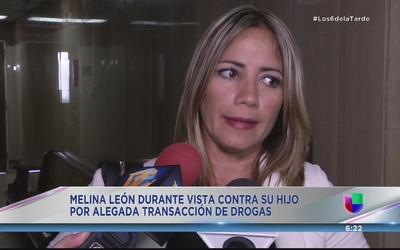 Acuerdo en caso del hijo de Melina León