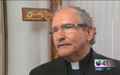 Designan al monseñor Michael Boulette como el nuevo obispo auxiliar de S...