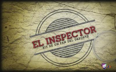 El Inspector: Kit de un fan del deporte
