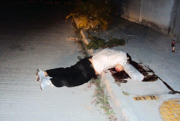 La ola de violencia  en México no parece disminuir.