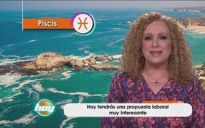 Mizada Piscis 22 de julio de 2016