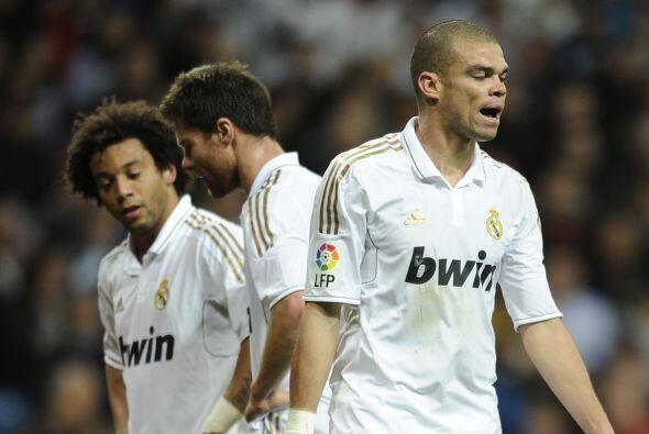 Acabamos con el sufrimiento madridista con Pepe incrédulo tras el...