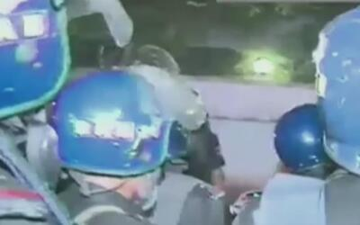 Situación de rehenes en zona diplomática de Dhaka, Bangladesh