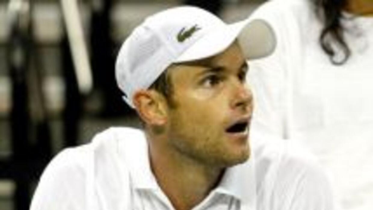 Andy Roddick ha ganado tres veces el torneo de Washington.