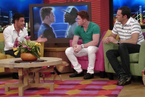 Saúl 'Canelo' Álvarez visitó Despierta América para hablar de su próxima...