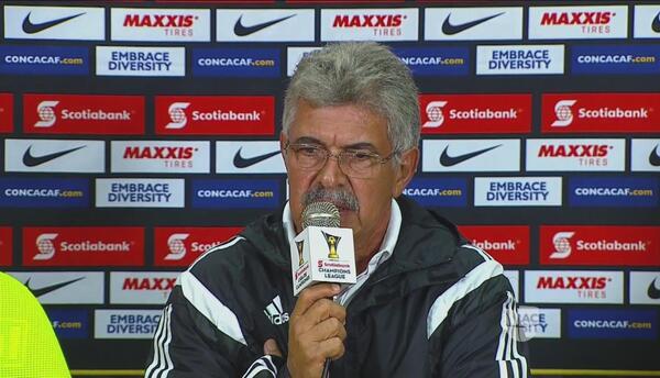 """'Tuca' Ferretti: ''Sabiamos que iba a ser un partido difícil"""""""