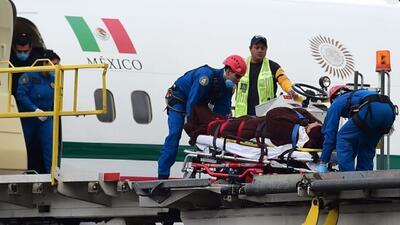 Llegan a México sobrevivientes del ataque en Egipto