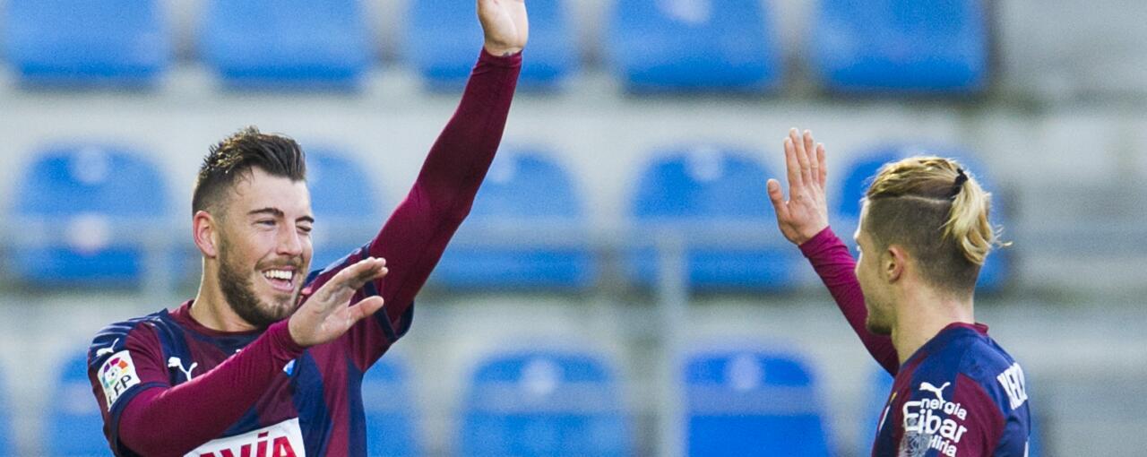 Video: Eibar vs Granada