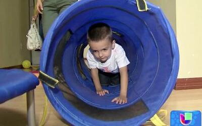 Los retos de la educación en un niño con autismo