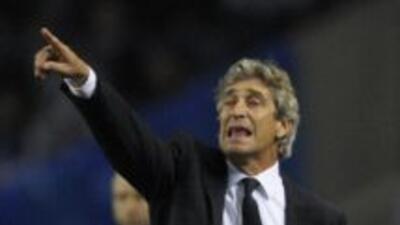 El futuro de Manuel Pellegrini parece apuntar hacia Inglaterra.