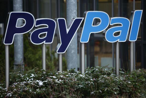 PAYPAL | Esta compañía con base en San José, California, no se queda atr...