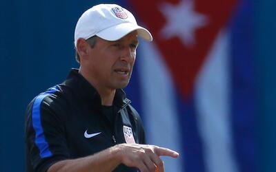 Debate de expertos: ¿Klinsmann debe preocuparse por este amistoso ante C...