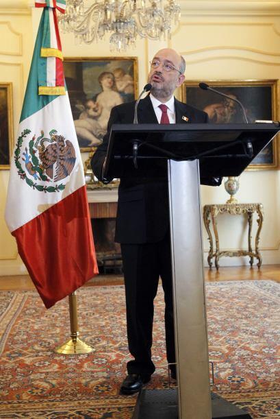Carlos de Icaza dijo que México estaba dispuesto a regresar a las celebr...