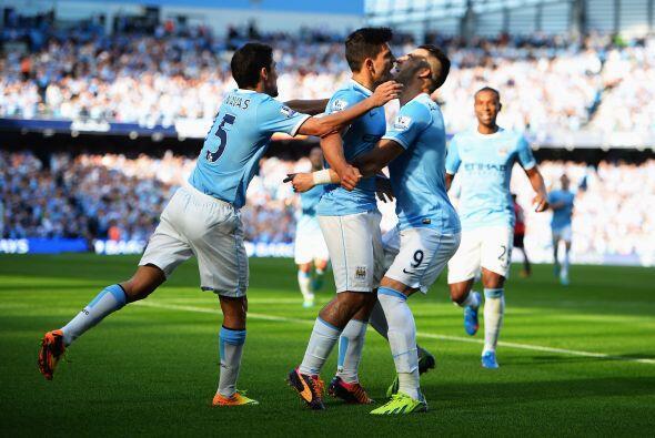 El atacante argentino ponía en ventaja al equipo que más h...