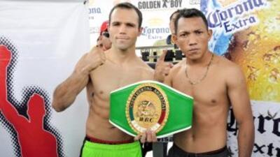 'Dinamita' listo para defender ante Martínez (Foto: Canelo Promotions)