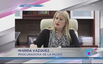 """Wanda Vázquez: """"Si quiere una relación saludable, no tenga Facebook"""""""