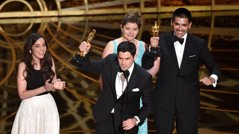 El animador Gabriel Osorio le da su primer Oscar a Chile osorio.jpg