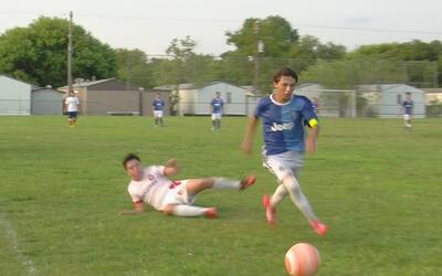 La Liga Francesa de Futbol, una de las más antiguas de Houston