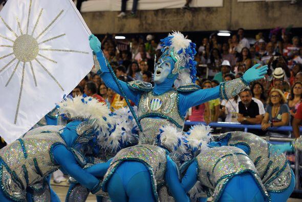Se espera que alrededor de 70,000 espectadores llenen el Sambódro...