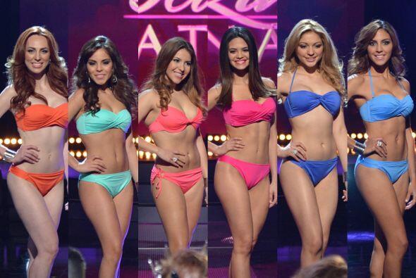Aly Villegas, Alina Robert, Gabriela Álvarez, Josephine Ochoa, Yesenia H...