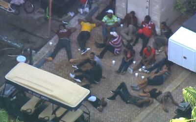 Grupo de inmigrantes llegó a Fisher Island por contrabando, dicen autori...