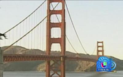 """Evitando los suicidios en el """"Golden Gate"""""""