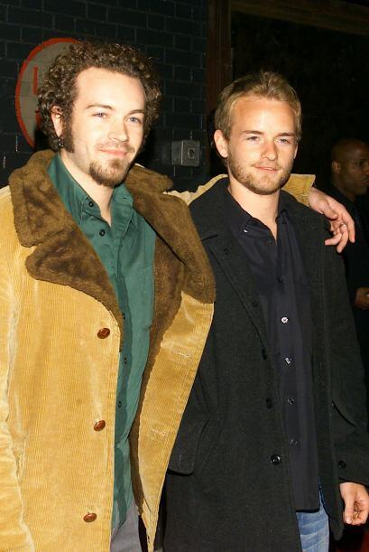 Christopher es hermano menor del actor Danny Masterson, quien sal&iacute...