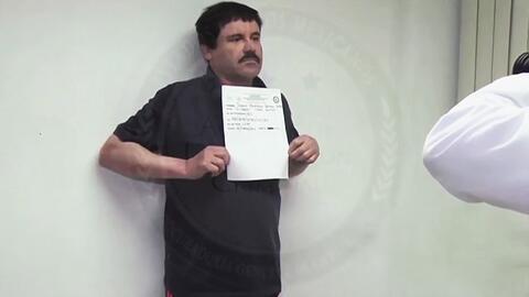 """El proceso de extradición de """"El Chapo"""""""