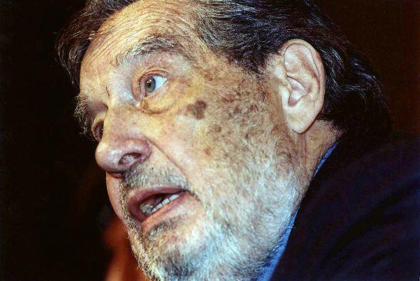 Octavio Paz Lozano le dio el Premio Nobel de Literatura a México en 1990...