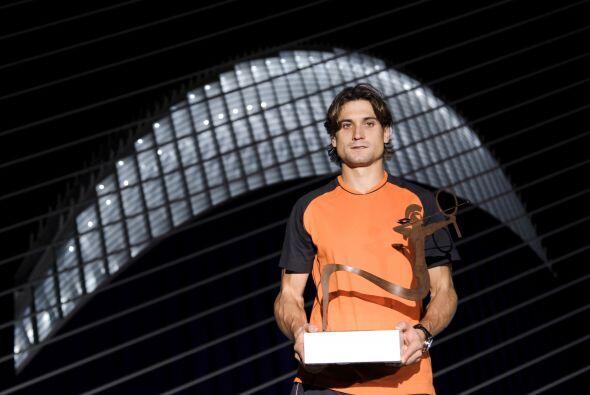 7. David Ferrer (ESP) 3645 (+1)