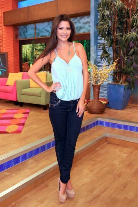 Septiembre 4, 2014: Haz que jeans luzcan mejor que nunca combinándolos c...