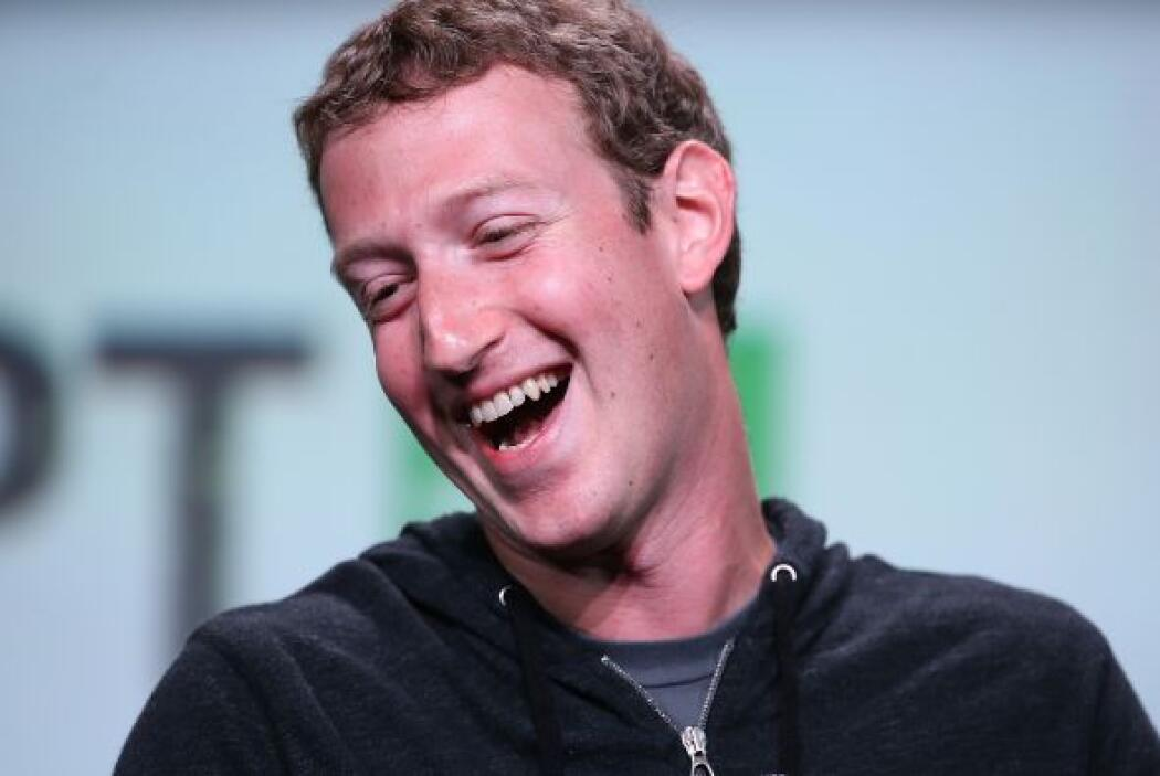 Mark Zuckerberg, Co-Fundador, Presidente y CEO de Facebook  Fortuna para...