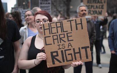 salud obamacare protesta