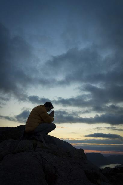 """Simplemente dirígete a Dios (no olvides que El es """"el jefe"""") y pídele qu..."""