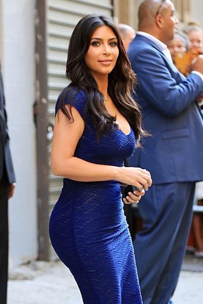 La familia Kardashian se encuentra grabando su reality show en Los Hampt...