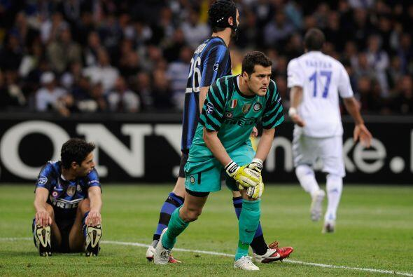 Un 4-2 que el Inter no tenía presupuestado de cara a esta eliminatoria.