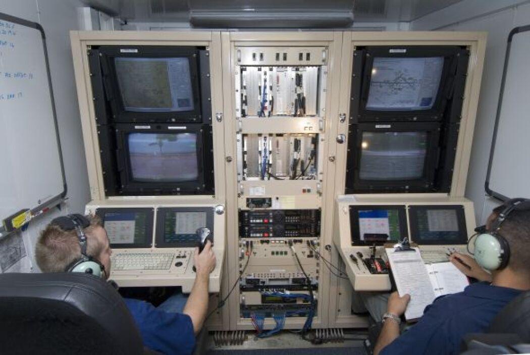 Napolitano señaló que con los UAV autorizados por el Congreso bajo la re...